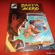 Cómics: ZARPA DE ACERO Nº 5 VERTICE. Lote 257634315