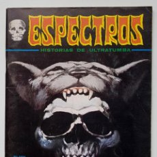 Fumetti: COMIC TERROR ESPECTROS Nº 14 - EDICIONES VERTICE - 1973 - V-1. Lote 257792355