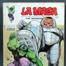 Cómics: MARVEL COMICS LA MASA Nº 32 DESTRUCCIÓN DESTRUCCIÓN EDICIONES VÉRTICE TACO 1973. Lote 257830990