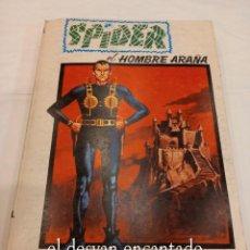 Cómics: SPIDER VOL. 2. TACO VERTICE.. Lote 258097170