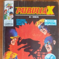 Cómics: PATRULLA X Nº 19. LA MUERTE DEL PROFESOR X. EDICIÓN ESPECIAL. TACO. VERTICE 1972. Lote 258193470