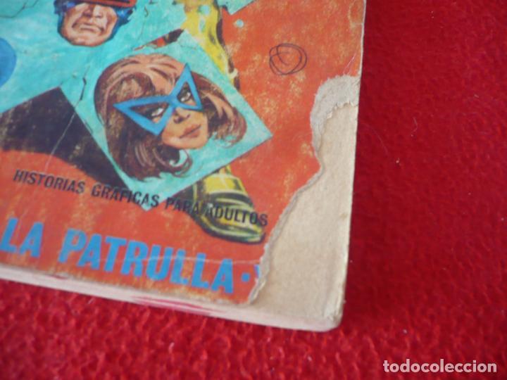 Cómics: PATRULLA X Nº 20 EL FIN DE LA PATRULLA X TACO VERTICE - Foto 2 - 258316135