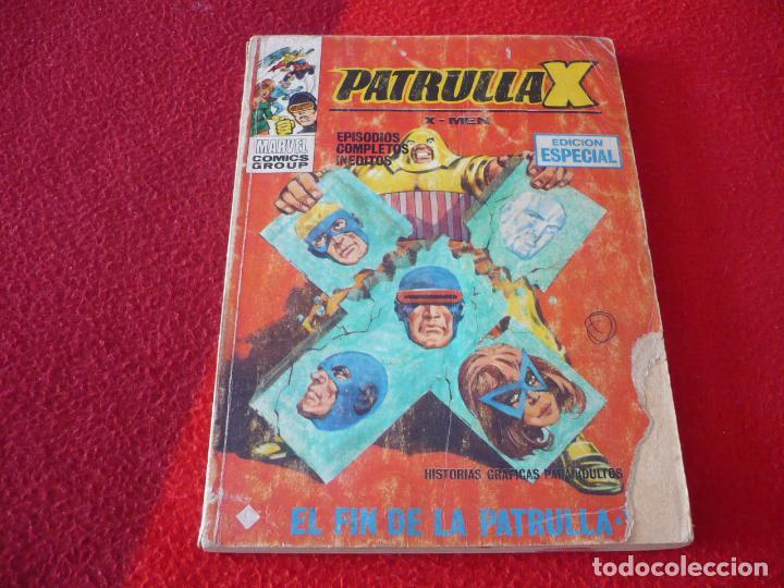 PATRULLA X Nº 20 EL FIN DE LA PATRULLA X TACO VERTICE (Tebeos y Comics - Vértice - Patrulla X)