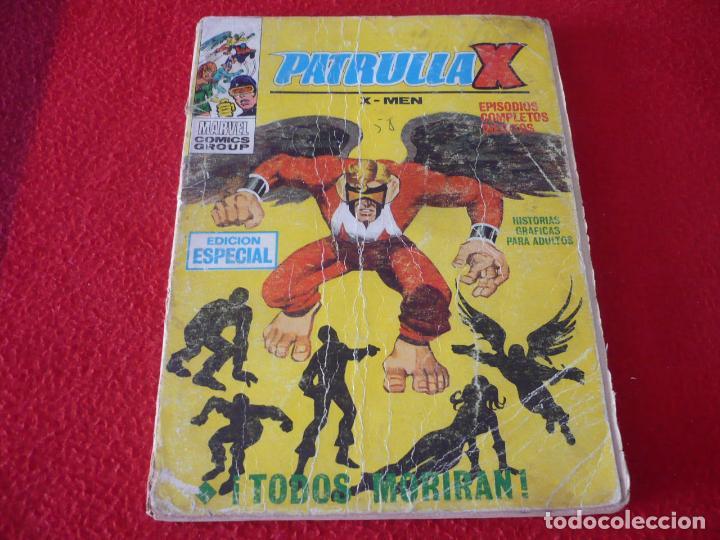 PATRULLA X Nº 8 TODOS MORIRAN TACO VERTICE (Tebeos y Comics - Vértice - Patrulla X)