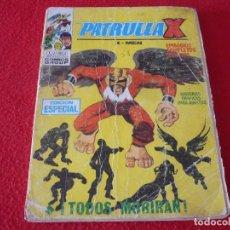 Cómics: PATRULLA X Nº 8 TODOS MORIRAN TACO VERTICE. Lote 258317880