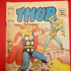 Cómics: THOR (1974, VERTICE) 3 · XII-1974 · EL NEGRO DOMINIO DE LA MUERTE. Lote 258521300