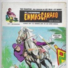 Cómics: HOMBRE ENMASCARADO, EL. Nº 39. VERTICE EL MISTERIO DE KULA-KU. Lote 258777150