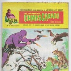 Cómics: HOMBRE ENMASCARADO, EL. Nº 40. VERTICE LA ESTRELLA DE BANGALA & EL BLITZ. Lote 258777655