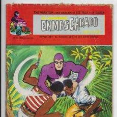 Cómics: HOMBRE ENMASCARADO, EL. Nº 41. VERTICE RED DE ESPIONAJE. Lote 258778040