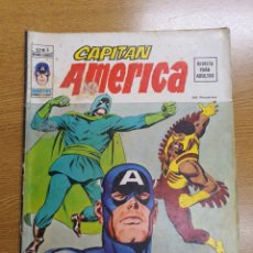 Fumetti: CAPITAN AMÉRICA, VÉRTICE, VOL.2 NÚMERO 3. Lote 258878080