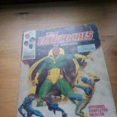 Comics : VENGADORES : CUIDADO CON LA VISION. Lote 258986510