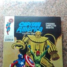 Comics: CAPITÁN AMÉRICA N° 24 VERTICE ¡¡¡¡¡ BUEN ESTADO!!!!. Lote 259019665