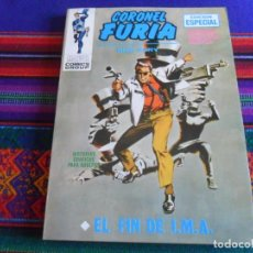 Cómics: VÉRTICE VOL. 1 CORONEL FURIA Nº 13 EL FIN DE IMA. 1972. 25 PTS. MUY BUEN ESTADO.. Lote 259273315