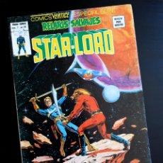 Cómics: BUEN ESTADO RELATOS SALVAJES 70 STAR-LORD MUNDI COMICS EDICIONES VERTICE. Lote 259830155