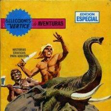 Cómics: SELECCIONES VÉRTICE- Nº 74 -LOS MONSTRUOS DEVORADORES-1970-BUENO-MUY DIFÍCIL-LEA-4657. Lote 259848590
