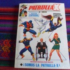 Cómics: VÉRTICE VOL. 1 PATRULLA X Nº 32 SOMOS LA PATRULLA X. 1972. 25 PTS. MUY BUEN ESTADO.. Lote 259885765