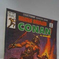 Cómics: COMICS VERTICE ESPECIAL SERIE RELATOS SALVAJES CONAN EL BARBARO LAGRIMAS NEGRAS, VOL 1 NUMERO 75. Lote 260320735