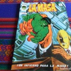 Cómics: MUY BUEN ESTADO, VÉRTICE VOL. 3 LA MASA Nº 25. 1976. 40 PTS. UN INFIERNO PARA LA MASA.. Lote 260414930