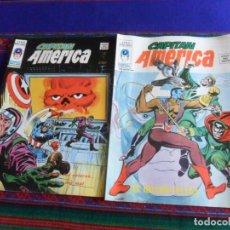 Cómics: MUY BUEN ESTADO, VÉRTICE VOL. 3 CAPITÁN AMÉRICA NºS 10 Y 23. 1976. 35 PTS.. Lote 260415255