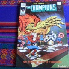 Cómics: MUY BUEN ESTADO, VÉRTICE VOL. 2 SUPER HÉROES Nº 85 CON THE CHAMPIONS. 1976. 40 PTS.. Lote 260415555