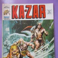 Cómics: KA ZAR Nº 6 VERTICE VOLUMEN 2 ¡¡¡¡¡ BUEN ESTADO!!!!. Lote 260715315