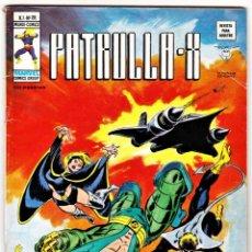 Cómics: PATRULLA X VOL.3 Nº: 20. VÉRTICE, 1975.. Lote 260722985