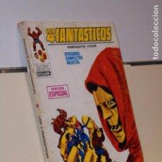 Comics : LOS 4 FANTASTICOS VOL. 1 Nº 9 EL DR. MUERTE ATACA MARVEL - VERTICE TACO. Lote 260724215