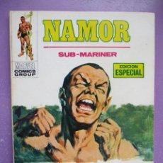 Fumetti: NAMOR Nº 11 VERTICE TACO ¡¡¡¡¡ MUY BUEN ESTADO!!!!. Lote 260726730