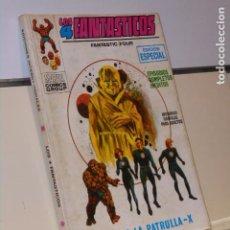 Comics : LOS 4 FANTASTICOS VOL. 1 Nº 14 CONTRA LA PATRULLA-X MARVEL - VERTICE TACO. Lote 260729020