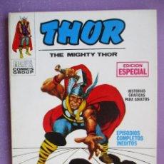 Comics : THOR Nº 3 VERTICE TACO ¡¡¡¡¡MUY BUEN ESTADO!!!!. Lote 260735115