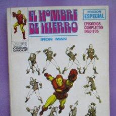 Cómics: EL HOMBRE DE HIERRO Nº 15 VERTICE TACO ¡¡¡¡¡ BUEN ESTADO!!!!. Lote 260736435