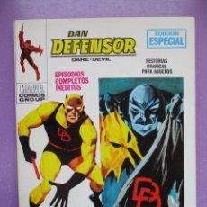 Fumetti: DAN DEFENSOR Nº 19 VERTICE TACO ¡¡¡¡¡ EXCELENTE ESTADO!!!!. Lote 260737610