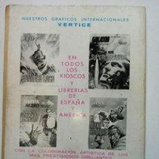 Cómics: VERTICE: MYTEK EL PODEROSO - GRAPA - NUMERO 15. Lote 261111505