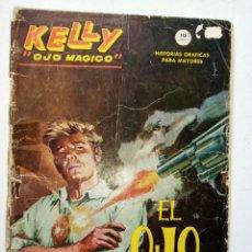 Cómics: KELLY OJO MAGICO GRAPA NUMERO 1. VERTICE. Lote 261114010