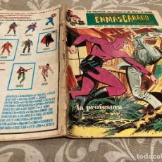 Cómics: HOMBRE ENMASCARADO Nº 37 LA PROFESORA . VOL1. EDITORIAL VERTICE. Lote 261187690