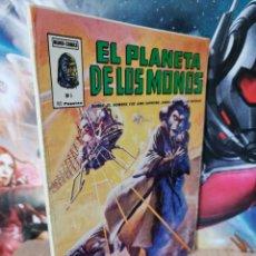 Cómics: MUY BUEN ESTADO EL PLANETA DE LOS MONOS 5 MUNDI COMICS VERTICE. Lote 261192930