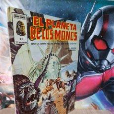 Cómics: MUY BUEN ESTADO EL PLANETA DE LOS MONOS 2 MUNDI COMICS VERTICE. Lote 261193385