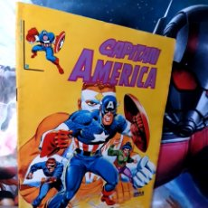 Cómics: BUEN ESTADO CAPITÁN AMERICA 3 EDICIONES SURCO LINEA 83 VERTICE. Lote 261213935
