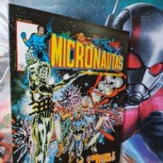 Cómics: EXCELENTE ESTADO MICRONAUTAS 7 EDICIONES SURCO LINEA 83 VERTICE. Lote 261214175