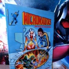 Cómics: CASI EXCELENTE ESTADO MICRONAUTAS 3 EDICIONES SURCO LINEA 83 VERTICE. Lote 261214320