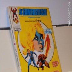 Fumetti: LOS 4 FANTASTICOS VOL. 1 Nº 32 EL MISTERIO DE ALICIA MARVEL - VERTICE TACO. Lote 261246455