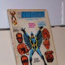Fumetti: LOS 4 FANTASTICOS VOL. 1 Nº 22 LOS INHUMANOS MARVEL - VERTICE TACO. Lote 261249045
