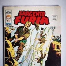 Cómics: SARGENTO FURIA - V. 2 Nº 21 - MUNDI COMICS 1976. Lote 261289975