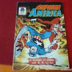 Cómics: CAPITAN AMERICA Nº 4 ( KIRBY ) ¡BUEN ESTADO! MUNDICOMICS VERTICE MARVEL. Lote 261325395