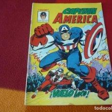 Cómics: CAPITAN AMERICA Nº 2 ( KIRBY ) ¡BUEN ESTADO! MUNDICOMICS VERTICE MARVEL. Lote 261325440