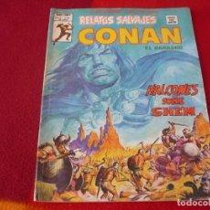 Cómics: CONAN RELATOS SALVAJES VOL. 1 Nº 76 MUNDICOMICS VERTICE MARVEL. Lote 261325660