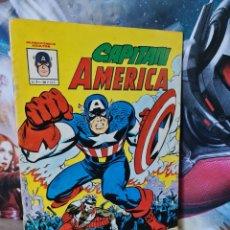 Cómics: BUEN ESTADO CAPITAN AMÉRICA 2 MUNDICOMICS VÉRTICE. Lote 261329115