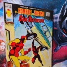 Cómics: MUY BUEN ESTADO HEROES MARVEL 40 VOL II MUNDI COMICS VERTICE. Lote 261348570