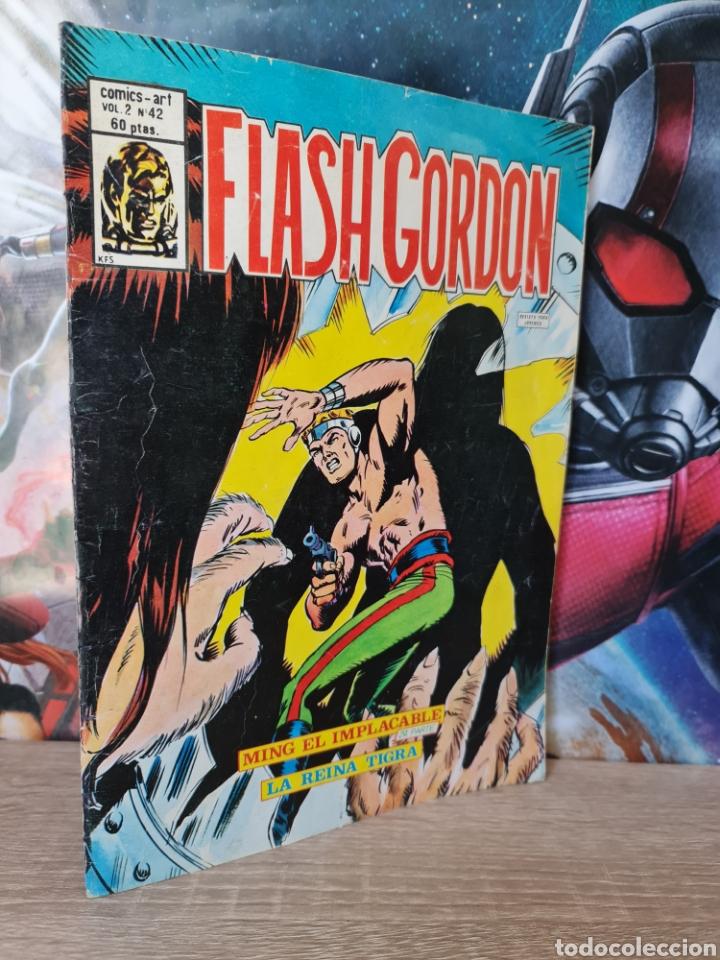FLASH GORDON 42 VOL II NORMAL ESTADO COMICS VERTICE (Tebeos y Comics - Vértice - Flash Gordon)