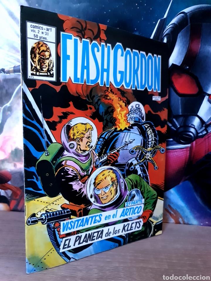 EXCELENTE ESTADO FLASH GORDON 31 VOL II COMICS VERTICE (Tebeos y Comics - Vértice - Flash Gordon)
